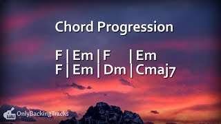 Ambient Chillout Backing Track (E Phrygian/ A Minor) 65 Bpm