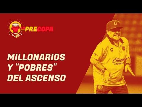 ¿Quienes son los más ricos del Ascenso MX? | La Precopa S2 Ep. 9