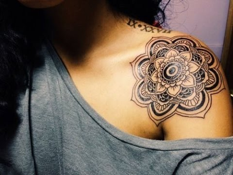 Cool Tattoos For Girls On Shoulder Tattoo On Shoulder For Girl Tattooing