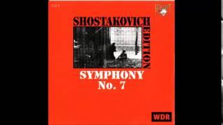 Shostakovich - Symphony No. 7