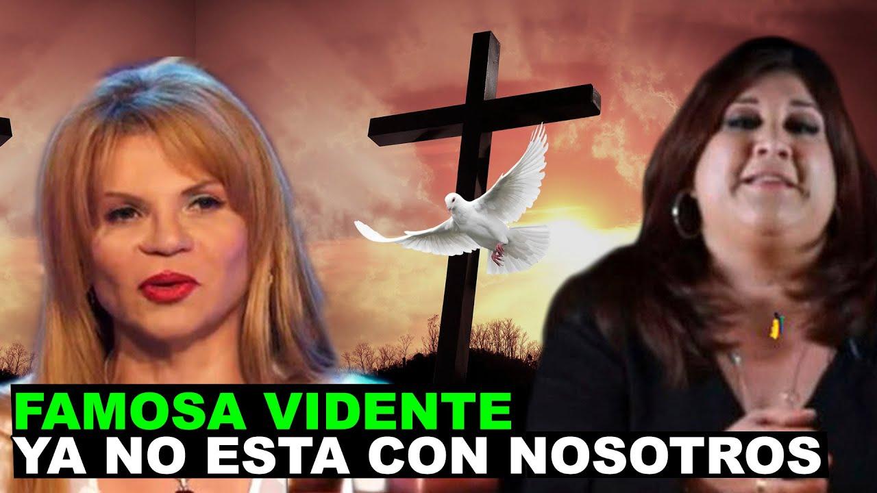 Download Famosa Vidente Ya no esta Con Nosotros, y otra tiene este Mal.