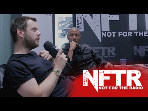 Mike Skinner Talks Giggs, Kano & Waking Up With Ice Statues NFTR