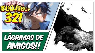 Boku no Hero Capítulo 321: COMPANHEIROS DISPOSTOS A CONTINUAR CORRENDO AO SEU LADO!!