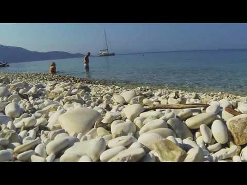 Gidaki Beach Timelapse - Ithaca Greece