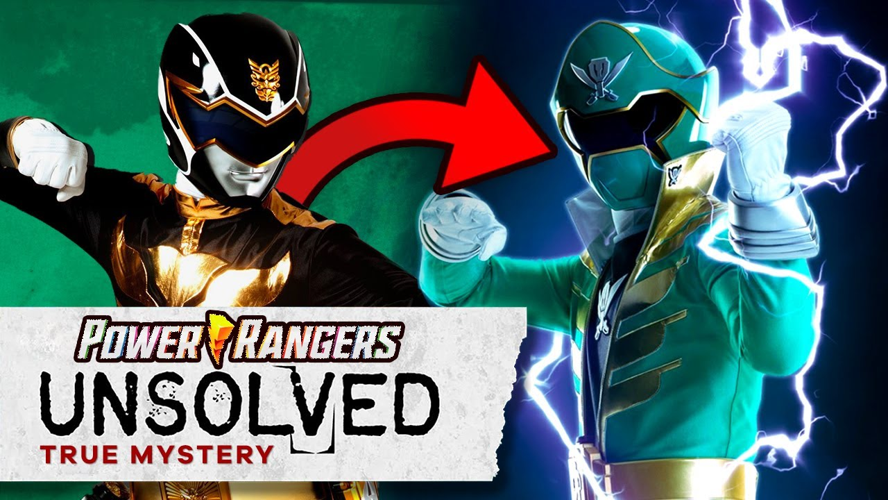 Unsolved Mystery of Megaforce's Black & Green Ranger - Power Rangers Super Megaforce