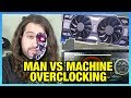 Auto vs. Manual GPU Overclocking - Man vs. Machine