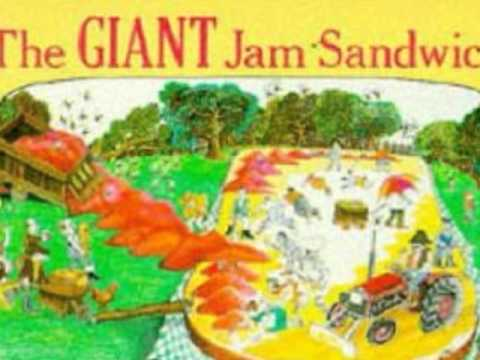 giant jam sandwich coloring pages - photo#10