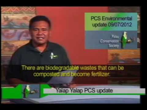 "Belau Palau - ""OTV's Weekend Report September 7, 2012"""