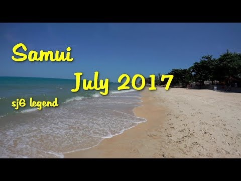 Лето Самуи Бангкок июль 2017 SJ6 Legend