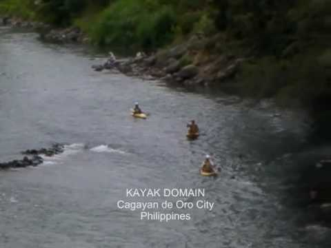 Peter and Ulf at Taguanao (Kayak Domain Beginners Course)