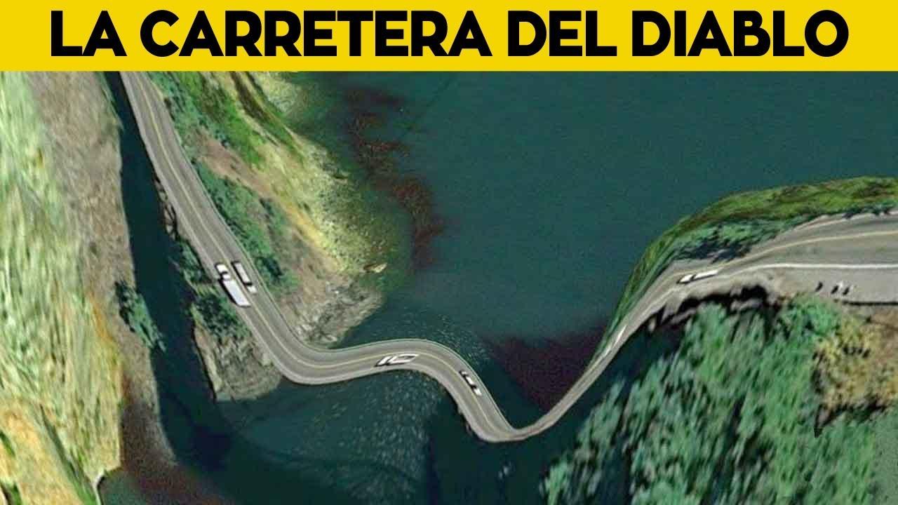 Download Top 10 Carreteras mas peligrosas del mundo