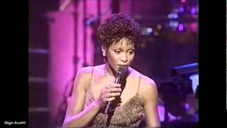 Whitney Houston PaysTribute To Diana Ross