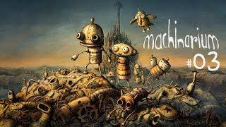 Machinarium - #3 - Recogemascotas