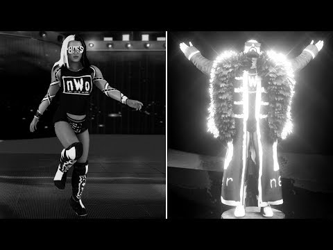5 More WWE Superstars Join The nWo In 2017! (WWE 2K18)