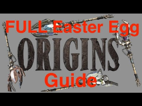 Origins full easter egg guide little lost girl - Black ops 2 origins walkthrough ...