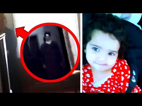 Top 10 Mysterious Scary Ghost Videos You Should NEVER Watch Alone
