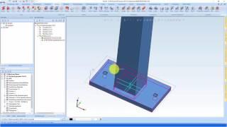 HiCAD 2017 - Parametrik - Schrauben setzen