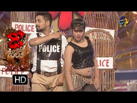 Bobby and Niharika Performance – Dhee Jodi - 3rd August  2016 – ETV Telugu