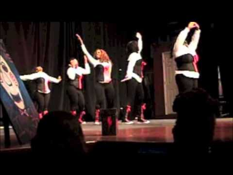 NPHC Memphis Alumni Stepshow 2015 — Delta Sigma Theta, Memphis Alumnae Chapter