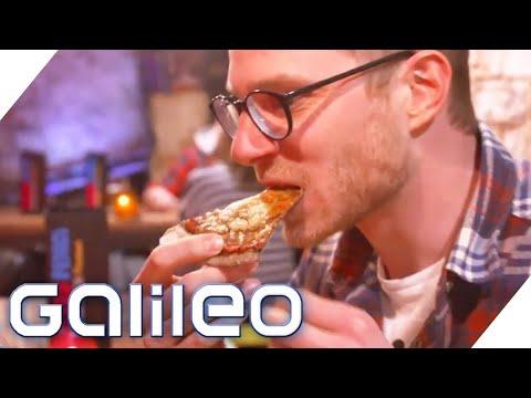 Pizza der Zukunft?! Die nachhaltigste Pizza der Welt | Galileo | ProSieben