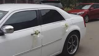 Аренда / прокат автомобиля Крайслер 300с с водителем на свадьбу в г.Нижний Новгород