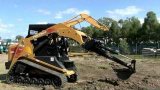 Skid Hoe - Turn your Skid Steer into an Excavator