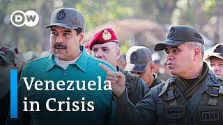 Analysis: the military's crucial role for Venezuela's future | DW News
