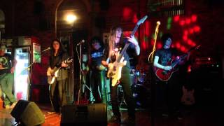 Dave Evans and The Aussie Badasses - Sold My Soul To Rock n Roll