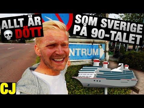 Hur bra ÄR egentligen Mariehamn? ÅLAND EXPOSE! Hesburger part 1