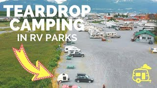 10 Reasons Why You Should Stay At An Rv Park With Your Teardrop Trailer