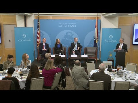 How can health planning help Northeast Ohio? Watch live at the City Club of Cleveland
