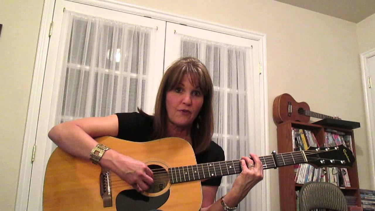 The House That Built Me Miranda Lambert Guitar Tutorial Pt1 Youtube
