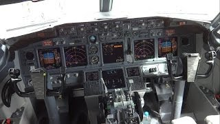 Boeing 737 NG cockpit in HD / Cabina Boeing 737 NG en HD