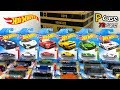Unboxing Hot Wheels 2018 P Case 72 Car Assortment!