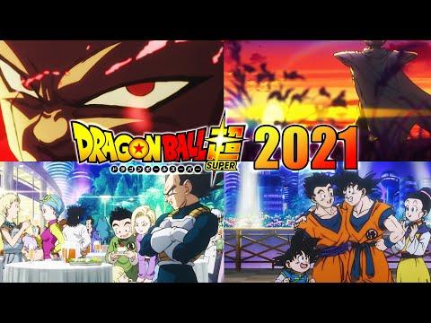 NOUVELLE ANIMATION DRAGON BALL SUPER 2021 : INFOS & ANALYSE COMPLÈTE ! (DBS)