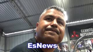 Robert Garcia: I Have Spoken To Top Rank About Making Mikey vs Lomachenko EsNews Boxing