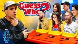 Playing Guess Who With REAL PEOPLE!