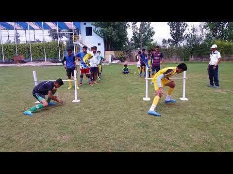 Mount Litera Zee School Roorkee Footballer Drill Youtube