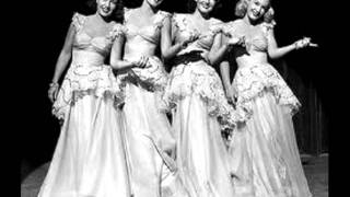 In The Mood by The Four King Sisters on 1939 Bluebird 78.
