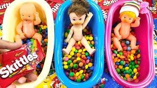 Peek a Boo Song + Baths Full of Candy & More Nursery Rhymes Kids Songs