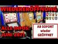 2021 NEUE Corona-Verordnung Spielhallen, Casinos Innengastronomie wieder geöffnet Spielbanken wann