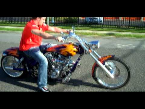 American Iron Horse Joe Rossi