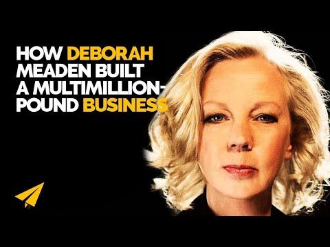 Deborah Meaden's Top 10 Rules For Success (@DeborahMeaden)