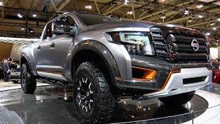 Nissan Titan Warrior Concept 2016 Videos