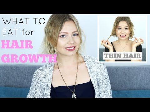 What to Eat for Hair Growth (as a Vegan) | Kia Lindroos