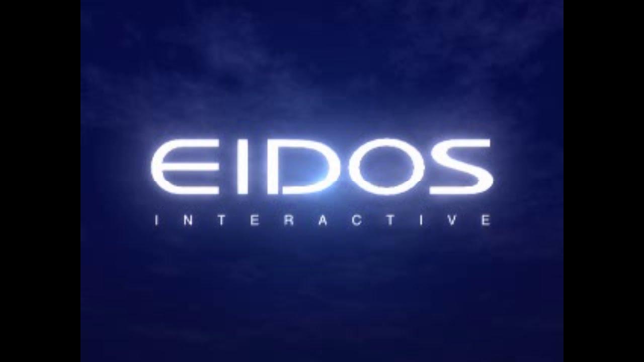 Eidos Interactive/Core Design - Logo - 1997