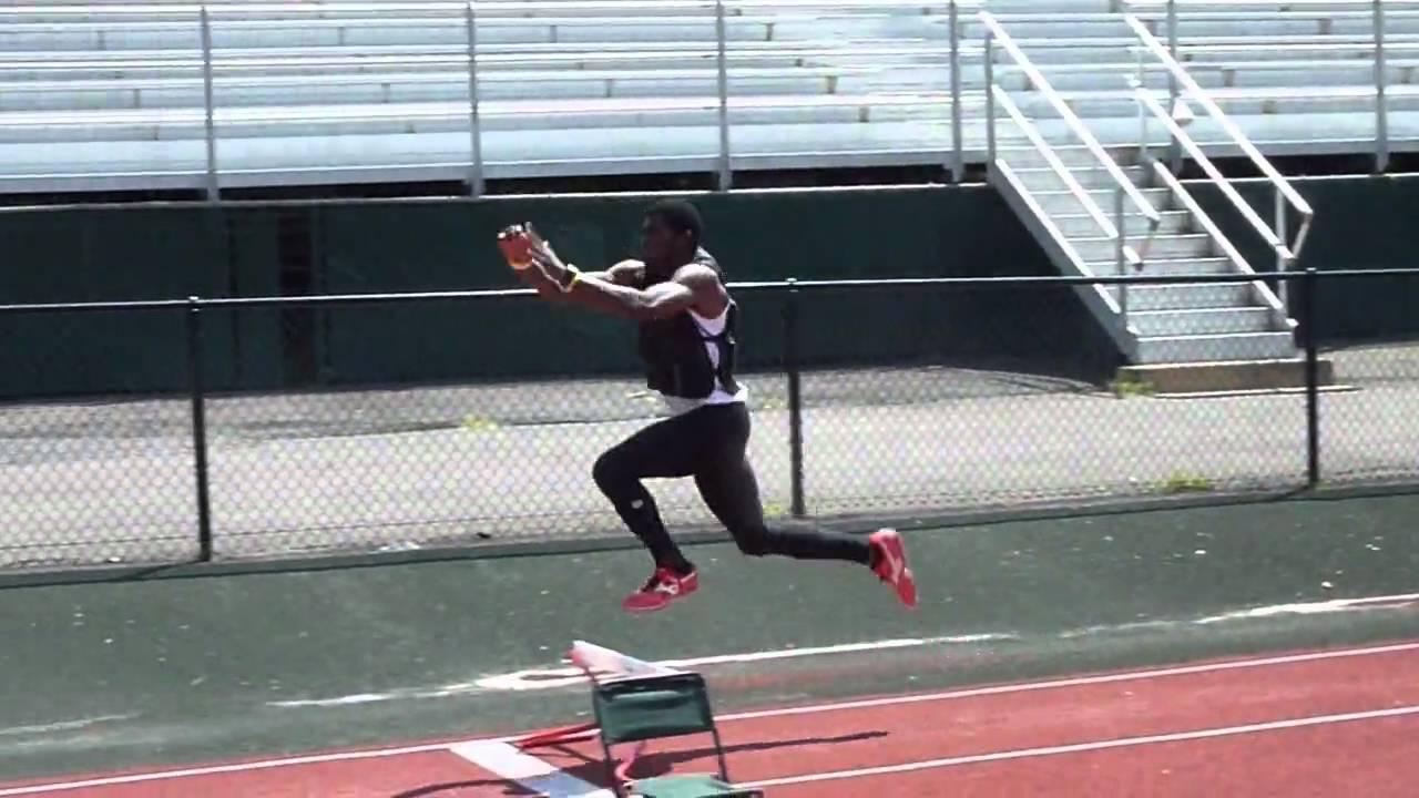 Triple Jump Training - YouTube