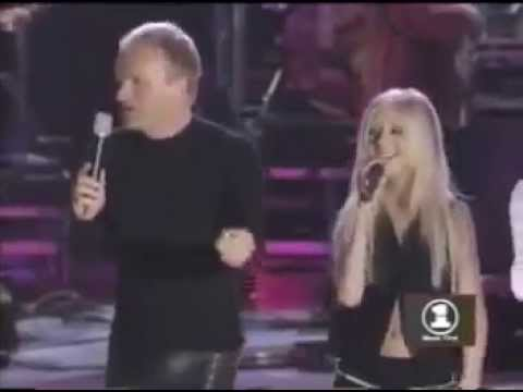Sting ft. Christina Aguilera - Every Breath You Take (Men Strike Back 2000)