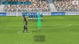 Pes 2017 pro evolution soccer android gameplay #18