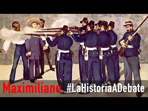 La historia a debate: MAXIMILIANO (Taibo II-Salmerón-Galeana)